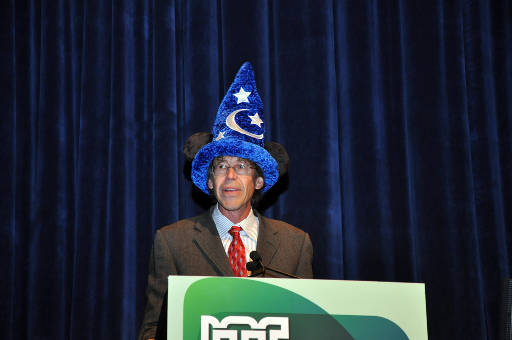 The Wizard of ITC